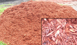 Red Devil Cedar Mulch
