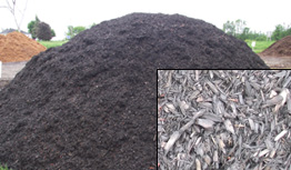 Black Mulch (Black Cedar)